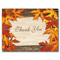 Image result for thank you fall images