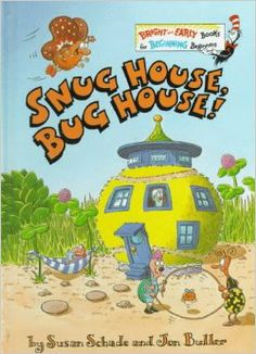 Snug House, Bug House $3. Have everyone sign her favorite children's book as the guest book for the shower.