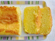 Madeira cake by Nigella Lawson (gluten free) - Torta madeira senza glutine