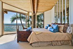 Beach house. bedroom. beach, ocean, coast