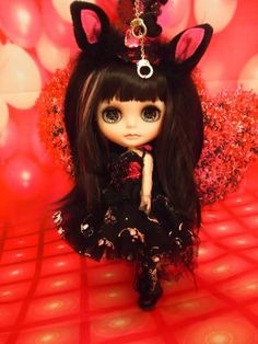 Custom Blythe ♪ pink punk-chan ♪ by Pretty ♪ Admin - Auction - Rinkya! Japan Auction & Shopping