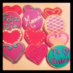 Dia de la Madre <3 Mayo, Sugar, Cookies, Desserts, Food, Events, Crack Crackers, Tailgate Desserts, Deserts