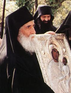 A Simple Daily Prayer by Elder Paisios