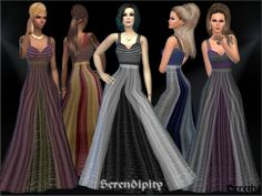 Bereth's Serendipity (Formal Gown)