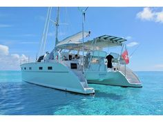 Antares 44i The world's best live aboard!