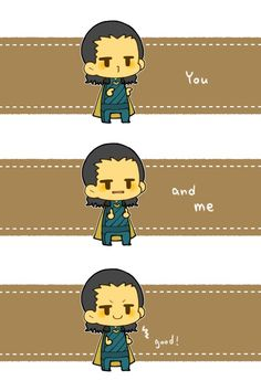 Thor Ragnarok || Loki || Cr: マタサブロー