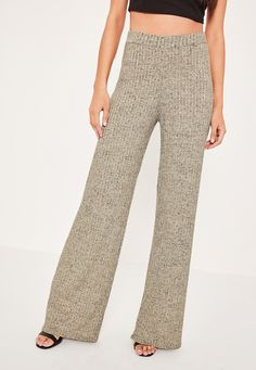 Simple and chic, this perfect pair of trousers pack a serious punch.
