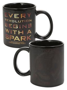 The Hunger Games: Catching Fire Revolution Mug