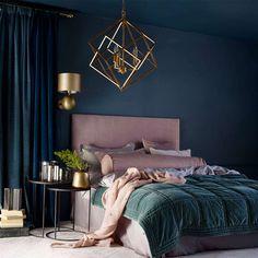 68 Trendy Bedroom Colors Dark Home Decor Adult Bedroom Decor, Bedroom Bed Design, Bedroom Wall Colors, Bedroom Layouts, Decor Room, Living Room Decor, Bedroom Ideas, Bedroom Designs, Wall Decor