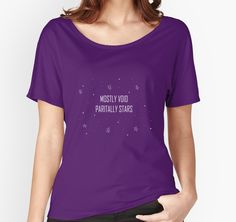 Mostly Void, Partially Stars - Night Vale by hermionewp