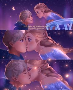 Jack Frost And Elsa, Handsome Prince, Rise Of The Guardians, Queen Elsa, Jelsa, Tangled, Find Image, Brave, Harry Potter