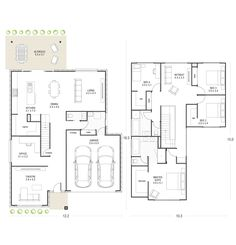 Camden 32 plan | Ausbuild