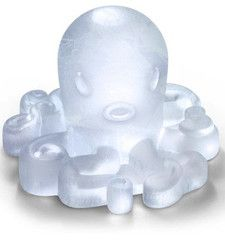 Fun Octopus Ice Mold - need this for the dogs in the summertime :)