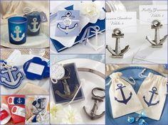Nautical Anchor Wedding Favors from HotRef.Com