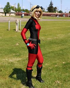 Cosplayer @jessakidding Cosplay  Deadpool   #grapecitycon2017 #norcal #cosplayer #marvel #marvelcomics #comics #spiderman #gwenstacy #cosgirl #cosplaygirl #instadaily #instapic  #instagram #spideyverse #marvelfans #marvelcosplay #girlswhocosplay #spideyverse #deadpool #picoftheday #marvelcosplay #marvelcosplayer