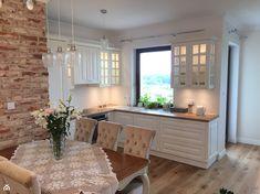 Kuchnia styl Glamour - zdjęcie od Nowicki Kuchnie - Kuchnia - Styl Glamour - Nowicki Kuchnie Kitchen Dinning Room, Kitchen Island, Home Decor, Blog, Image, Island Kitchen, Decoration Home, Room Decor, Blogging