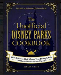 The Unofficial Disney Parks Cookbook - Review. The recipes are divided into chapters based around each park. Magic Kingdom, Epcot, Disney Hollywood Studios and Disney Animal Kingdom take up most of the book with the last two chapters devoted to Disneyland and Disney California Adventure recipes. Overall - good reviews, although a few disappointments. Disney Parks, Walt Disney World, Smartphone, Best Cookbooks, Happy Kitchen, Soup Kitchen, To Infinity And Beyond, Recipe For Mom, Disney Inspired