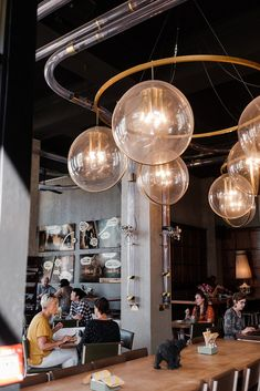 C1 Espresso // Cool restaurant in Christchurch where your food is delivered through pneumatic tubes