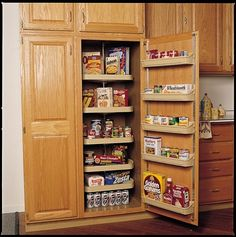 Pantries For Kitchens
