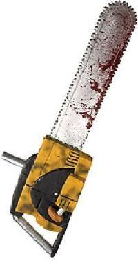 Halloween Leatherface Chainsaw