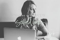 The New Salted Ink Brand Design - Launch saltedink.com