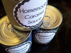 Delicious and easy homemade caramel {great gift!} - The Grant Life