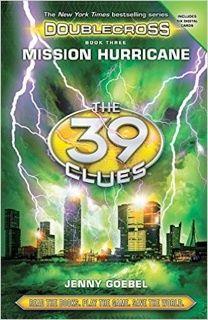 Mission Hurricane: By Jenny Goebel, Call # JF THI