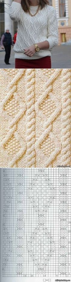 hibiscus francisca cable handknits pullover by ulla johnson for preorder on moda operandi - PIPicStats Knitting Designs, Knitting Patterns Free, Knit Patterns, Knitting Projects, Crochet Projects, Stitch Patterns, Sewing Projects, Knitting Stiches, Lace Knitting