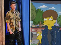 Justin Bieber Makes His First Cameo On The Simpsons! Watch on JustinBieberSpace.com!  Justin Bieber Makes His First Cameo On The Simpsons! Watch on JustinBieberSpace.com!Justin Bieber Makes His First Cameo On The Simpsons! Watch on JustinBieberSpace.com!
