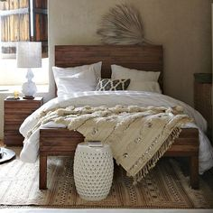 West Elm...love this room