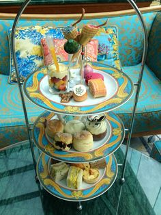 Fashionista Afternoon Tea At The Palazzo Versace, Australia