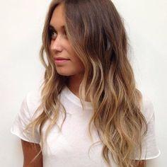 weekend hair inspo. ❤️ #blonde #ombre #hair #hairinspo #hairgoals #TheNAKCollective #NAKhair