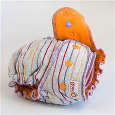 Heather Sunset  Goodmama Designer Diaper
