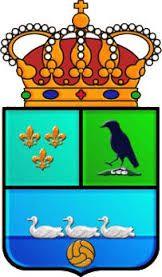 1934, CD Colunga (Colunga, Asturias, España) #CDColunga #Colunga #Asturias (L18830) Sports Logo, Bowser, Spain, Football, Logos, Fictional Characters, Art, Football Team, Flags