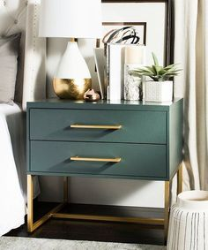 Ally 2 Drawer Nightstand Ally 2 Drawer Nightstand,Ideias Ikea home decor house projects side table wood projects stand ideas Room Furniture, Furniture, Master Bedroom Furniture, Contemporary Nightstand, Bedroom Night Stands, Bedroom Design, Bedroom Sets, Home Decor, Upholstered Platform Bed