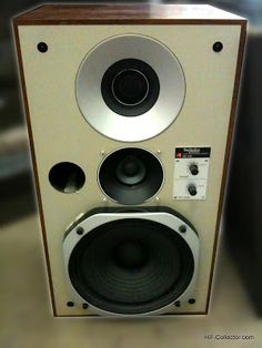 HiFi Collector: Speakers - Technics SB-X50