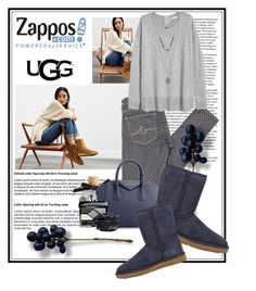"""""""The Icon Perfected: UGG Classic II Contest Entry"""" by gizaboudib ❤ liked on Polyvore featuring UGG, AG Adriano Goldschmied, Torrid, Givenchy, UGG Australia, Christian Dior, ugg and contestentry"""