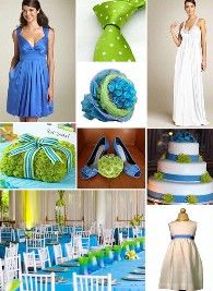 Inspiration Board - Lime Green -
