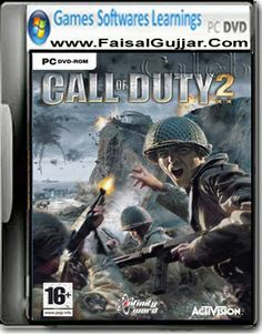 Call oF Duty 2 Highly Compressed Free Download Full Version For Pc Call oF duty…