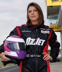 Katherine Legge Minardi
