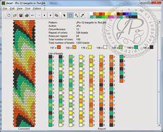 Afbeeldingsresultaat voor bead crochet rope circumference 8