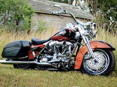 harley-davidson road king custom