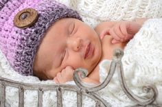 Babymütze Strickanleitung