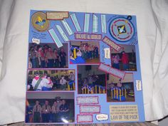 Blue & Gold Banquet, Page 8 - Scrapbook.com