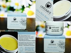 Review: ODYLIQUE Ultra Rich Balm #bbloggers #beautybloggers #beautyreviews #review