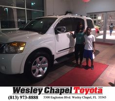 #HappyBirthday to Christine from Luis Veas at Wesley Chapel Toyota!  https://deliverymaxx.com/DealerReviews.aspx?DealerCode=NHPF  #HappyBirthday #WesleyChapelToyota