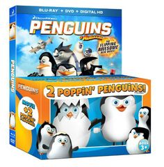 Penguins of Madagasc