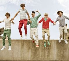 One Direction, always making you laugh!
