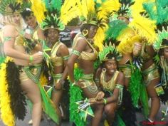 At the end of April, Jamaica celebrates Carnival. This is similar as in Brazil, people (especially ladies) dress up and dance. Carnival Girl, Carnival Outfits, Caribbean Culture, Caribbean Sea, Jamaica Girls, Jamaica Jamaica, Jamaican Carnival, Trinidad, Ash Wednesday