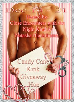Authors/Bloggers: Sign Up Now For The Candy Cane Kink Giveaway Hop! For Folks 18 and over only.